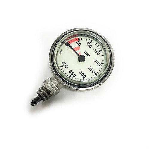 Accessories - Single Pressure Brass Gauge
