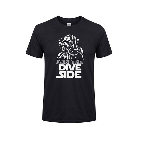 Special Collection - Unisex Join the Dive Side Scuba Diving T-shirt