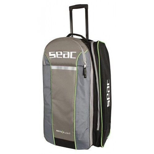 Seac Sub Bag - Mate Flight HD Trolley
