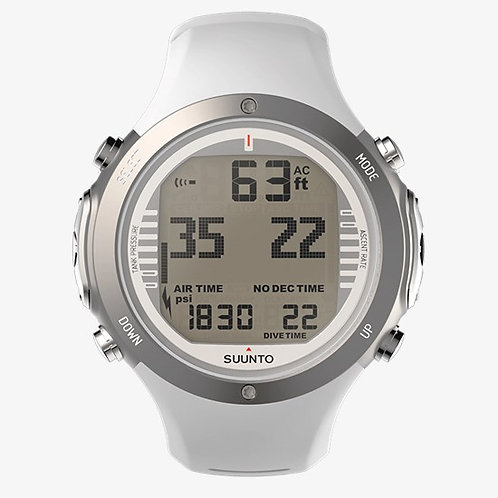 Special Collection - Suunto D6i Novo White