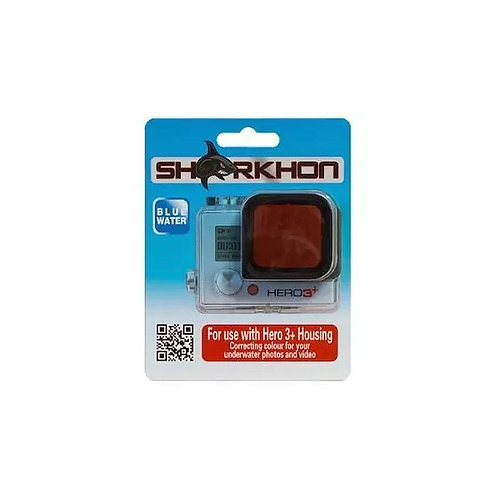 Sharkhon Accessories - Red Filter Blue Water