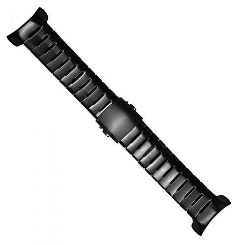 Suunto Accessories - D6i All-Black Steel Bracelet Kit