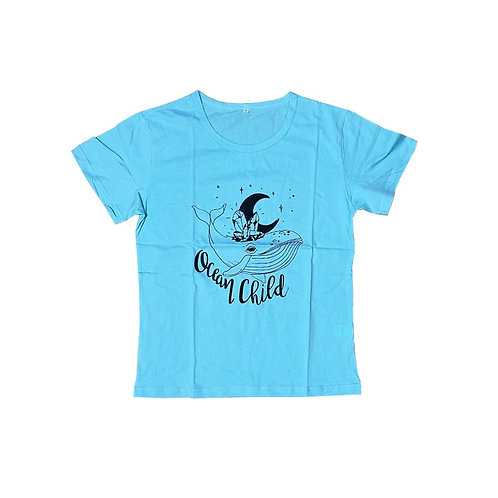 Special Collection - Womens' Graphic Environmental T-Shirt