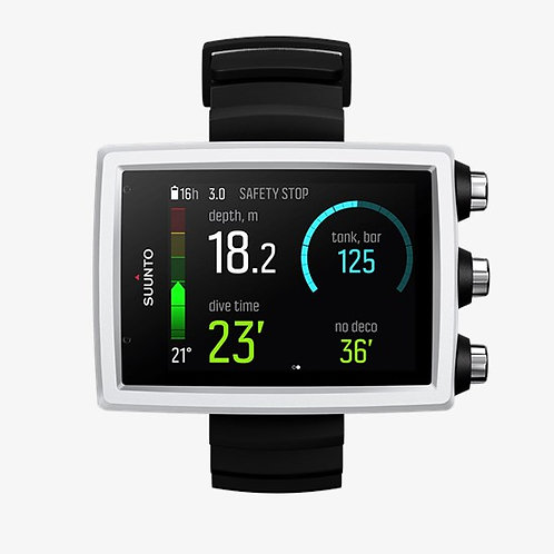 Suunto Dive Computers - EON Core (White / Black / Lime)