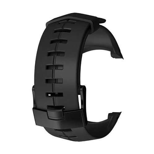 Suunto Accessories - DX Black Elastomer Strap Replacement Kit