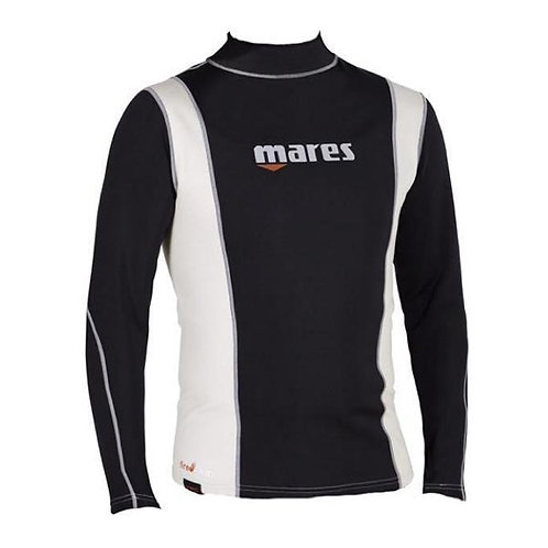 12.12 Sale - Mares Fire Skin Men's Long Sleeve Rash Guard