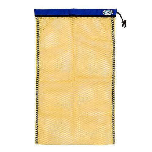 Stahlsac Bag - Large Flat Mesh Bag, Yellow
