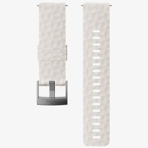 Suunto Accessories - 24MM Explore 1 Silicone Strap (M)