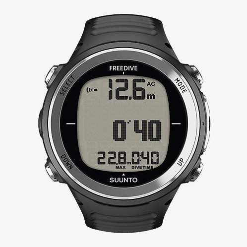 Suunto Dive Computers - D4F Black