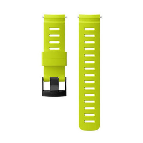 Suunto Accessories - 24MM Dive 1 Silicone Strap (M)