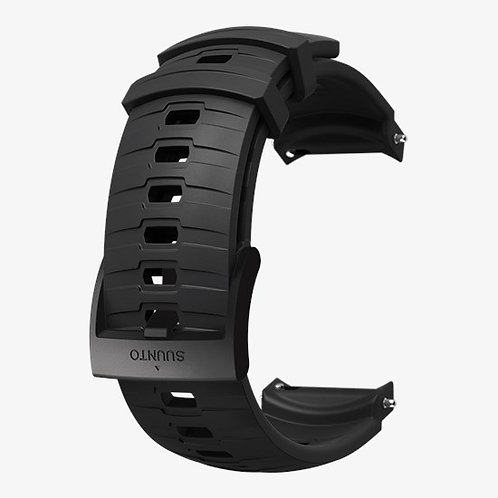 Suunto Accessories - 24MM Explore 3 Silicone Strap (M)