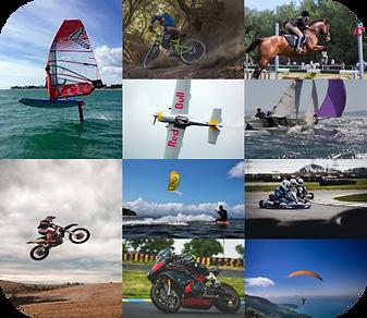 multisports, karting, windsurf, windsfoil, sports