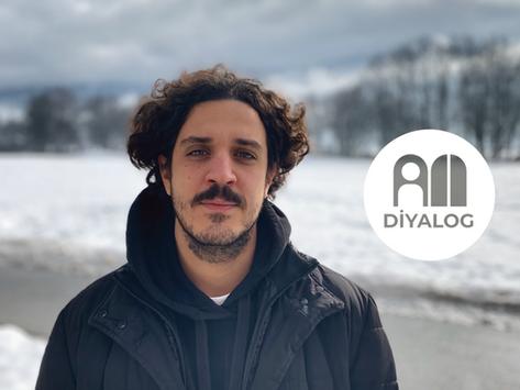 DİYALOG: Cenk Güzeliş   Mimar & Yeni Medya Sanatçısı