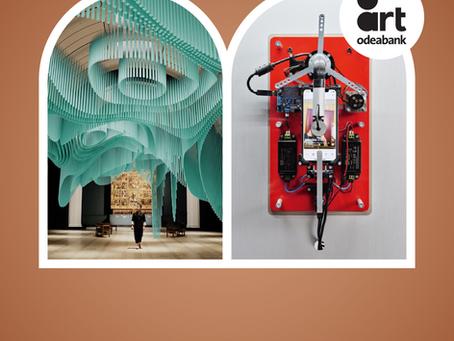 Sanal Mimari Enstalasyon & Fantastik Akıllı Telefonlar Sergisi