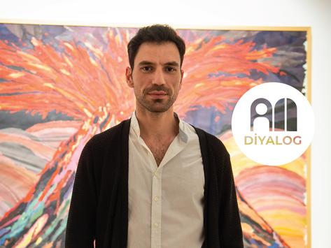 DİYALOG: Halil Vurucuoğlu   Çağdaş Sanatçı & Ressam