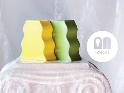 LOKAL: Ceramic Brûlée
