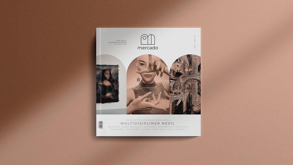 Mercado Edisyon #1 - Multidisipliner Nesil