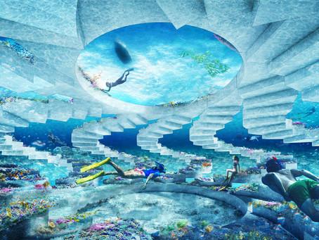 Miami'nin Mercanlara Yuva Olan Yeni Heykel Sergisi