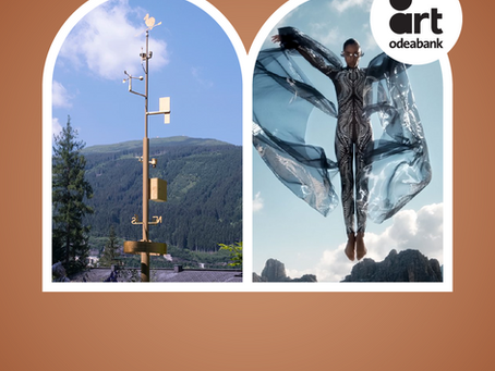 Altın Meteoroloji Kulesi & Atıktan Haute Couture