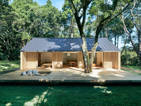 Evleri Donatan Japon Devi MUJI'nin Yeni Ürünü: Prefabrik Ev