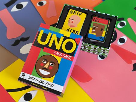 UNO Kartları Çağdaş Sanatla Buluşuyor