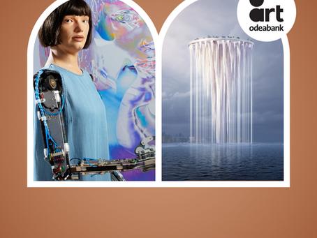 Otoportresini Çizen Robot & Shenzhen Kentinin Yeni İkonu