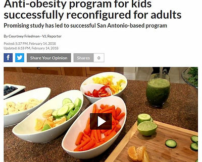 Anti-obesity program for kids successfully reconfigured for adults