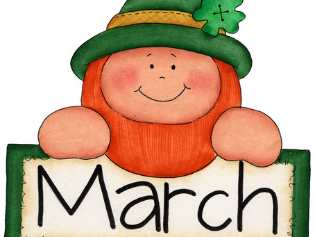 Marching into March