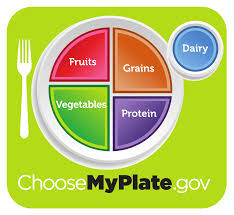 MyPlate. YourPlate. We all scream for MyPlate!!