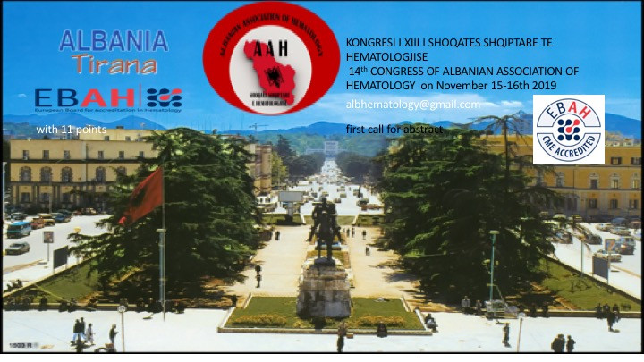 14 congress of AAH, Nov 15-16, 2019