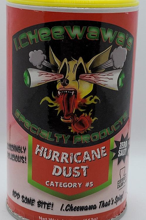 Hurricane Dust Category #5