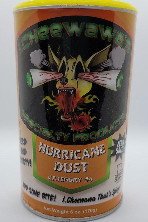 Hurricane Dust Category #4