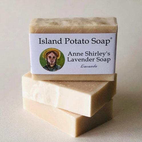 Anne of Green Gables Soap | Island Potato Soap