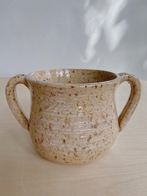Wheat Onion Soup Bowl | Postma Pottery