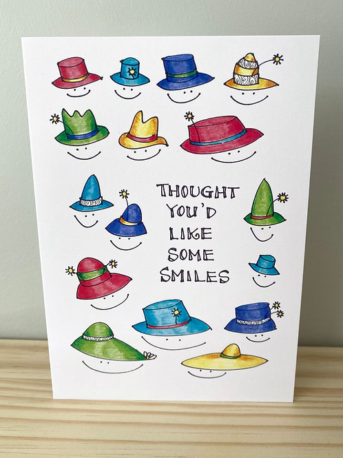Smiles Card | Helen Painter