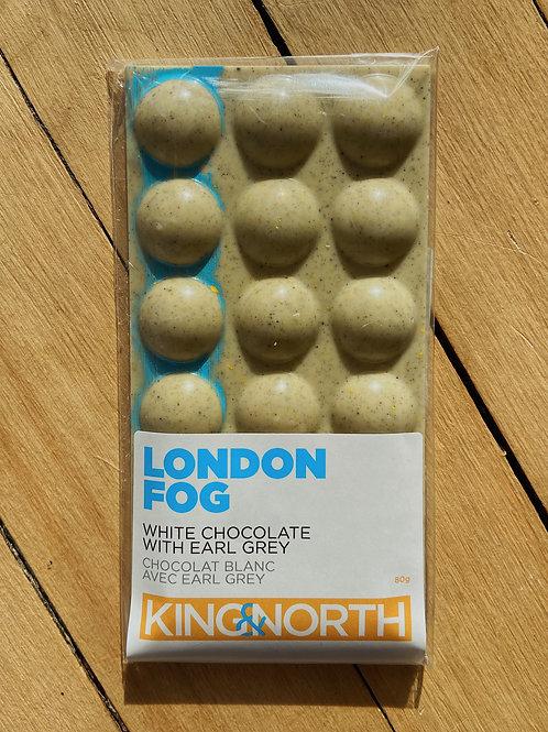 London Fog Chocolate Bar | King & North Chocolate