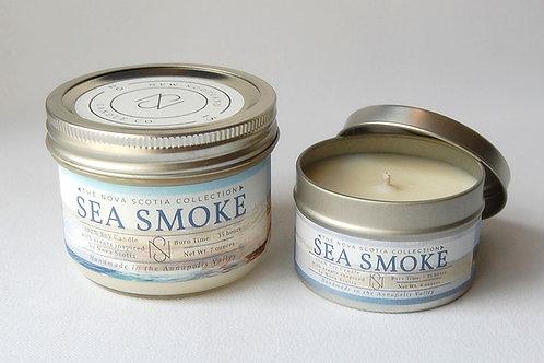 Sea Smoke Candle | New Scotland Candle Co.
