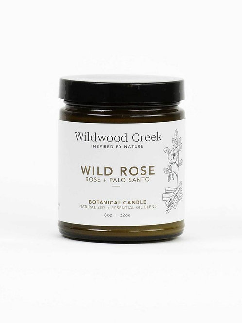 Wild Rose Candle | Wildwood Creek