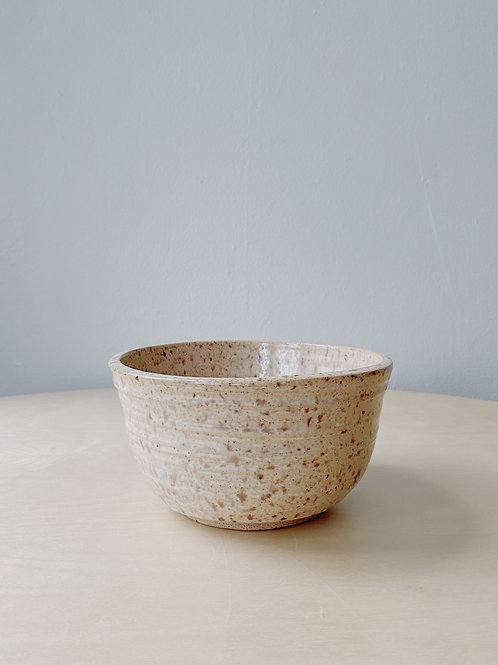 Wheat Small Serving Bowl | Postma Pottery