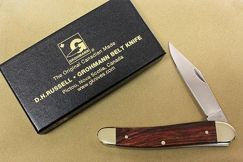 Slimline Pocket Knife | Grohmann Knives
