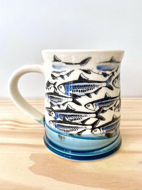 Herring Mug | Eastwood Pottery