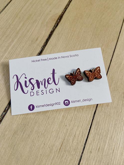 Butterfly Earrings | Kismet Design