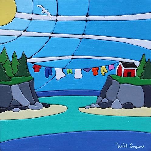 Ocean Joy Card | Will Cooper