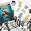 Thumbnail: The Book of Selkie- A Paper Doll Book | Nimbus Publishing