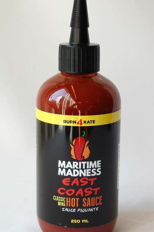 East Coast Wing Sauce | Maritime Madness