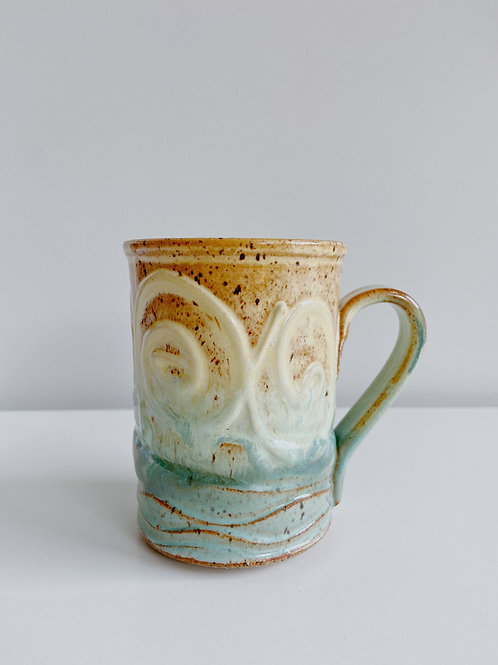 Sea + Sand Coffee Mug | Robert McMillan Pottery