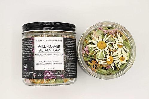 Wildflower Facial Steam   Blooming Wild Botanicals