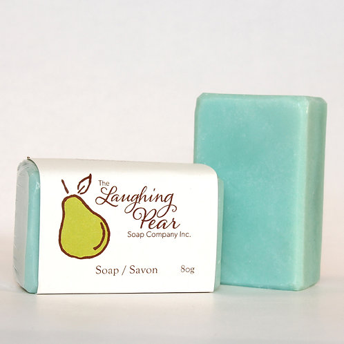 Cool Mint Soap | Laughing Pear Soap Co.