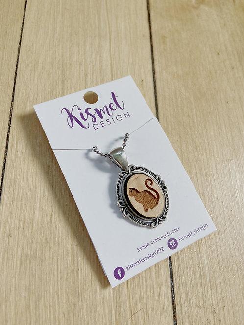 Cat Necklace | Kismet Design