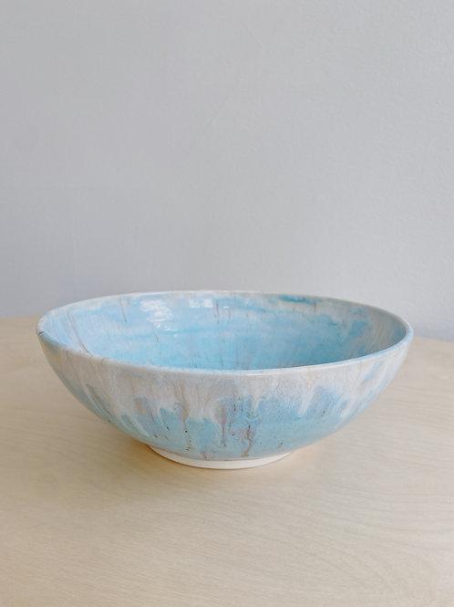 Sea + Sand Medium Bowl   Kym's Pottery Studio